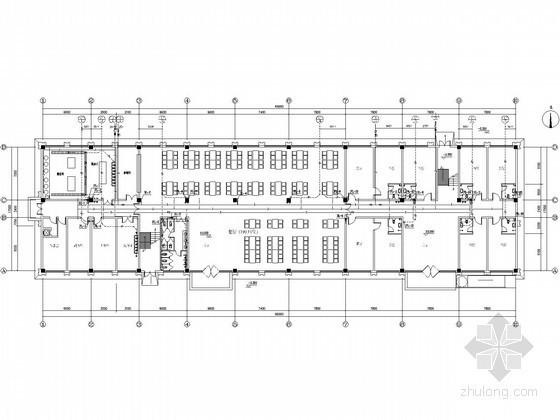 大型综合性建筑给排水图纸(餐饮 娱乐 宾馆 同层排水)