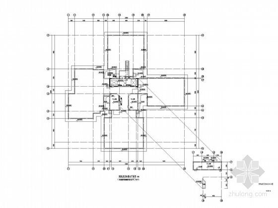 [福建]多栋高层住宅楼给排水消防施工图设计