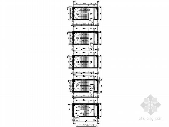 省级博物馆建筑施工图大样图
