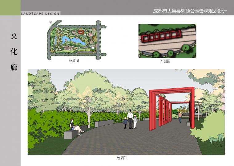 成都市大邑县桃源公园景观规划设计_6
