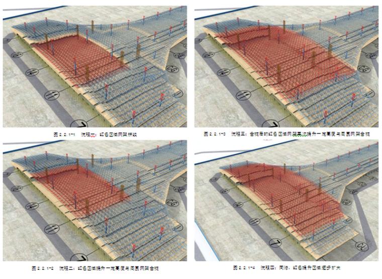 [天津]国际机场航站楼工程屋面网架安装施工技术(63页,附图)