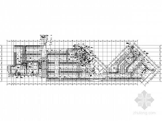 [海南]旅游区住宅楼通风防排烟设计施工图(3栋楼)