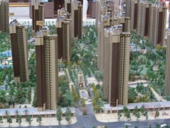 [湖南]剪力墙结构高层住宅楼施工组织设计(附图)