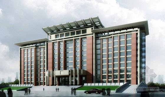 [江苏]办公楼建筑装饰工程预算书(工程量清单报价)