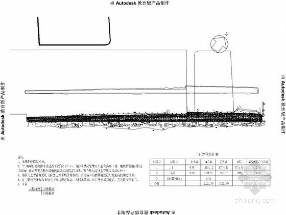 场地整平项目全套施工图(39张 附排水渠改迁)