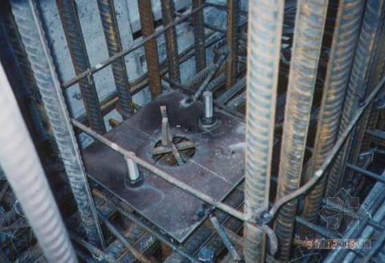 [北京]钢框架剪力墙结构大厦钢结构工程施工组织设计
