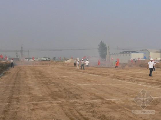路基填筑试验段施工方案(填高3.4-5.3m)