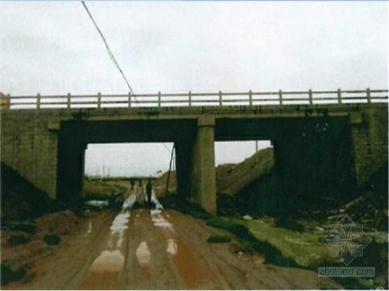 钢筋混凝土空心板桥维修加固方案汇报