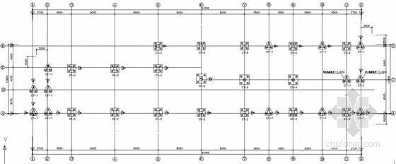 小学配套用房钢筋混凝土结构设计图