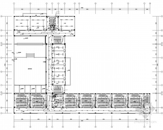 [浙江]小学教学楼拆建工程强弱电设计施工图纸