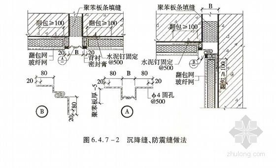 住宅楼聚苯板增强网薄抹灰外墙外保温施工方案