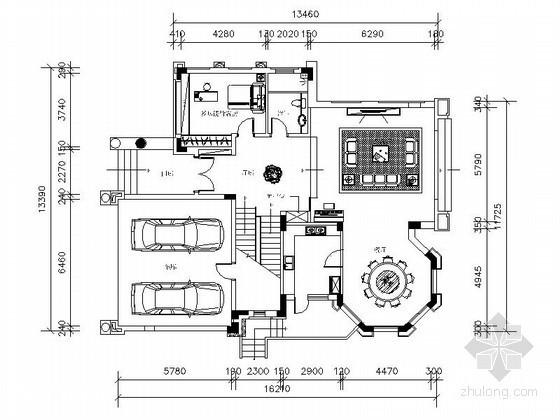 欧式别墅室内装修方案(含实景)