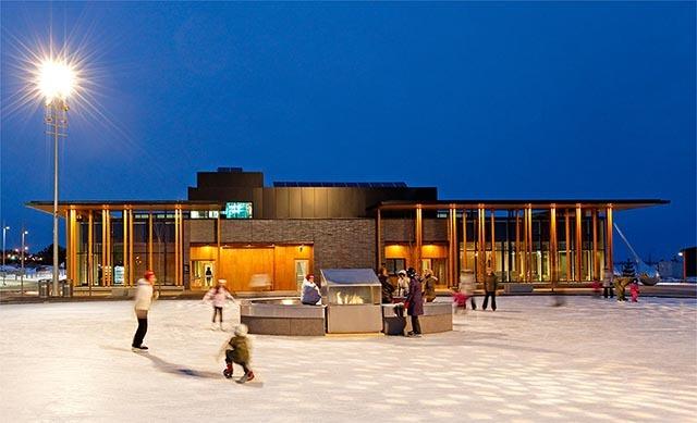 加拿大亚瑟王子码头公园景观设计_21