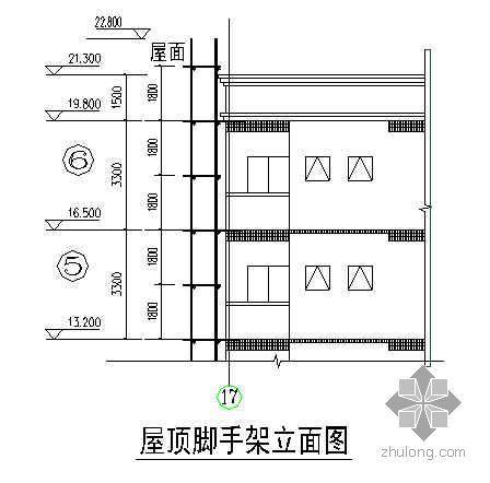 贵州某学生公寓外墙脚手架工程施工方案