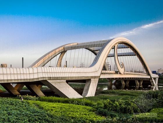 [长春]桥梁工程投资估算及经济测算实例(全套含图纸)