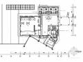 [广东]奢华高档五星级酒店过厅卫生间装修施工图