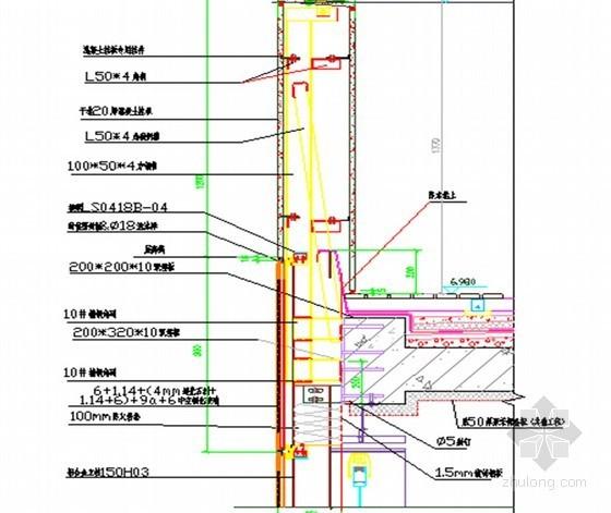 建筑工程透光石材幕墙施工技术汇报