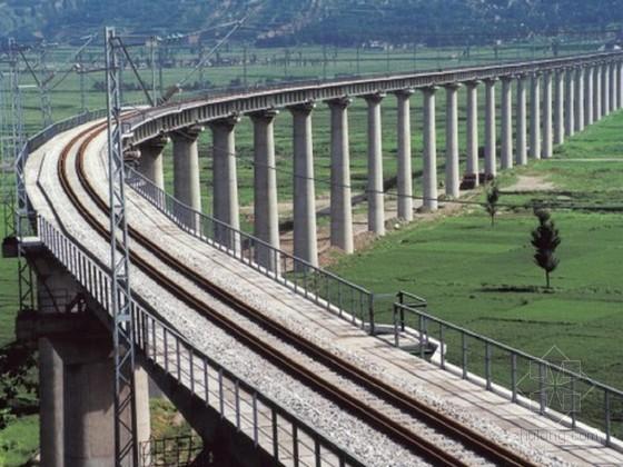 浅水围堰施工方案资料下载-铁路桥梁施工方案(双线 中桥 特大桥)