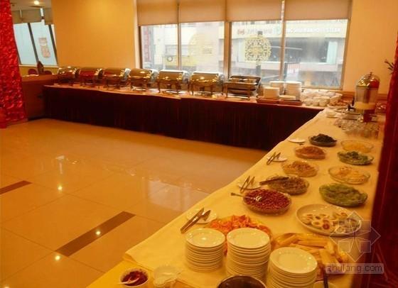 [涉外工程]苏丹某大学自助餐厅(清真馆)项目建筑安装工程量清单(含各专业图纸)
