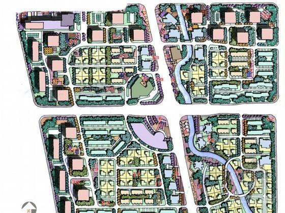 [合肥]某产业园景观设计概念方案