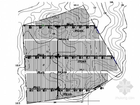节水灌溉系统典型平面设计图集(滴灌与微喷灌)