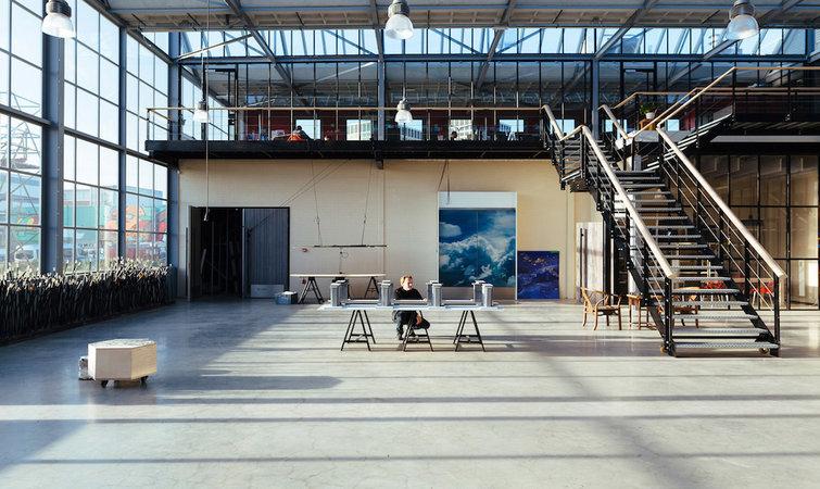 """这个荷兰设计师的工作室,取名叫""""21世纪梦想工厂"""""""