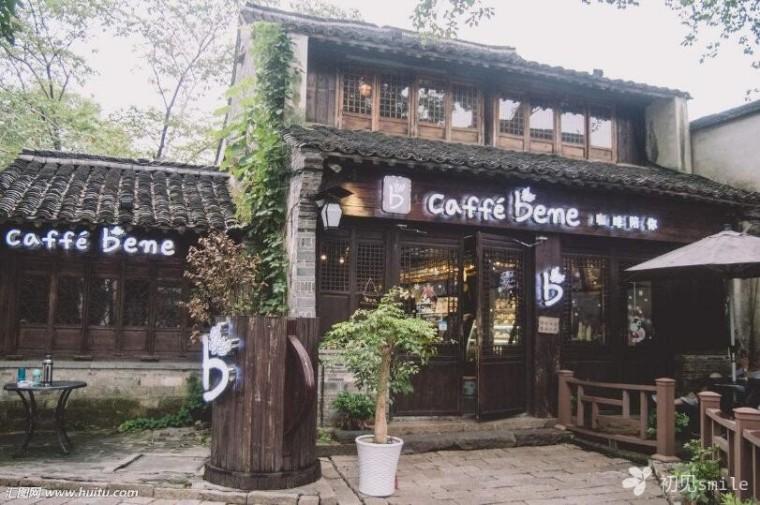 咖啡店装修设计风格以及色彩搭配