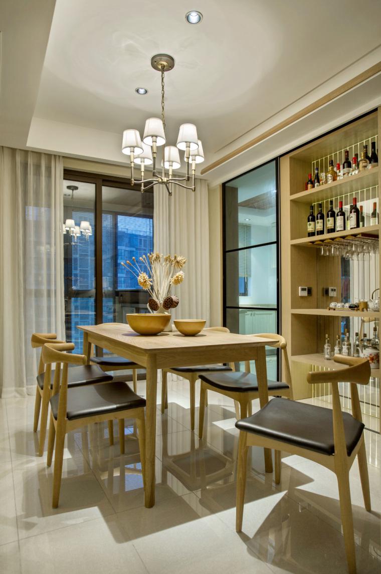 宁波木材质世贸湾公寓-6
