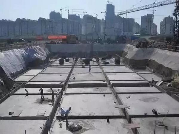 筏形基础施工质量问题及预防措施