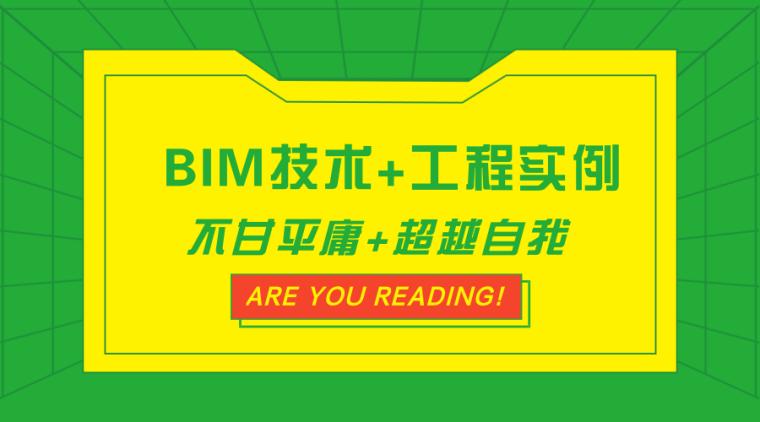 10个工程实例讲解BIM技术研究与应用