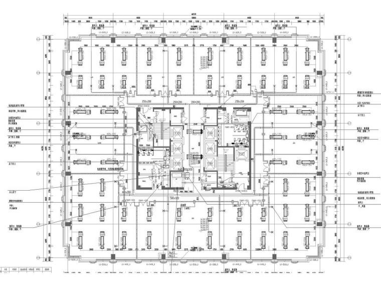 [北京]多层住宅暖通空调系统改造设计施工图(知名设备厂家设计)