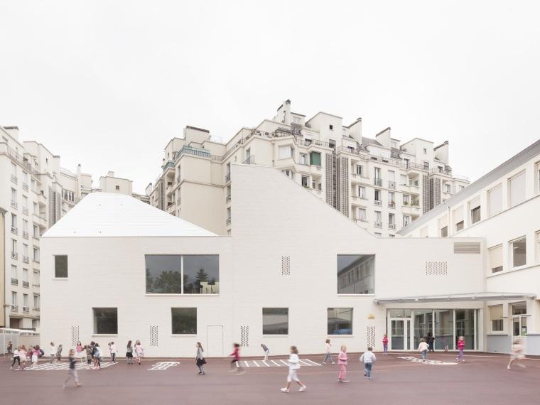 法国凡尔赛大公园音乐学院-1