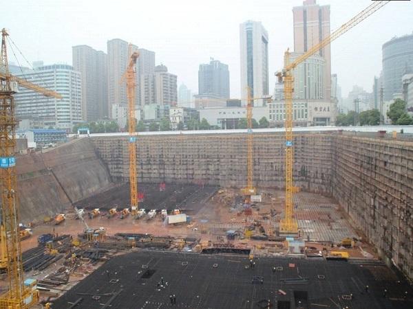 深基坑工程施工安全技术规范ppt版(共28页)