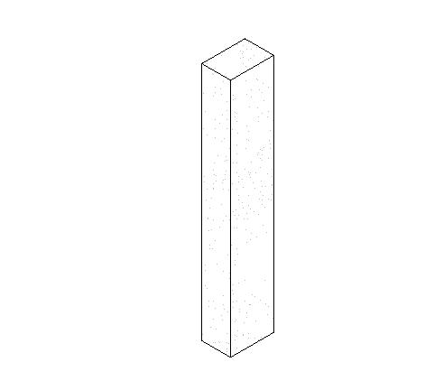 混凝土-矩形-柱