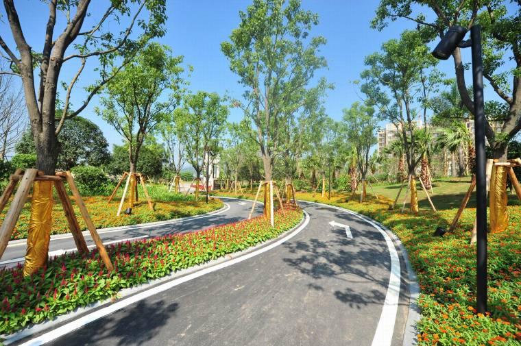 福州阳光城翡丽湾住宅景观-7