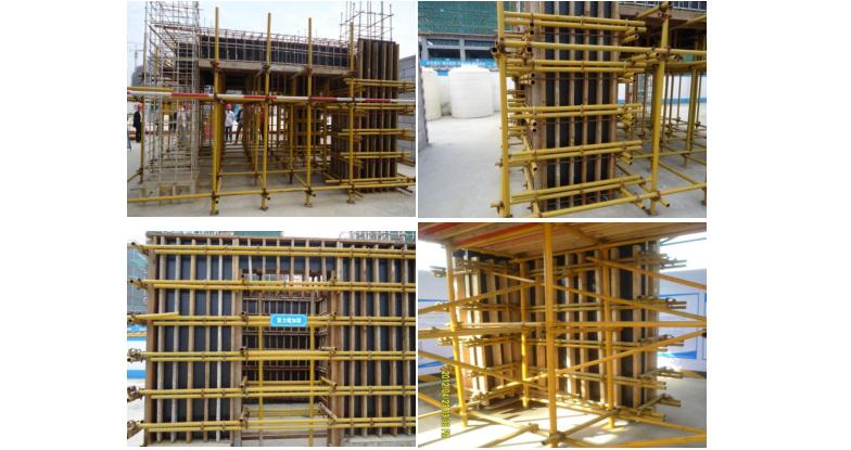 知名地产.龙城天悦建设项目四标段工法样板施工方案