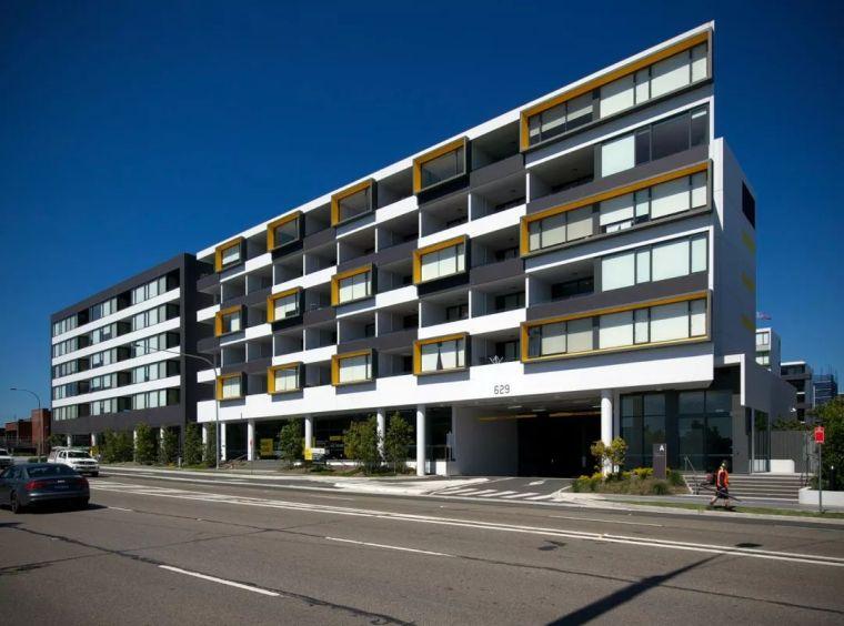 导视丨公寓建筑与环境的标识系统