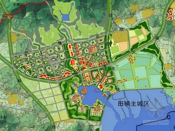 [青岛]滨海旅游度假城市景观规划设计方案