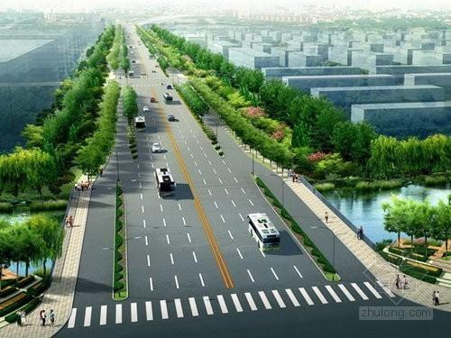 [广州]城市主干道路工程监理规划(流程图)