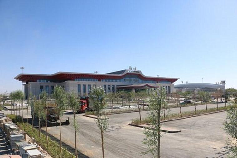 敦煌机场T3航站楼工程通过竣工验收