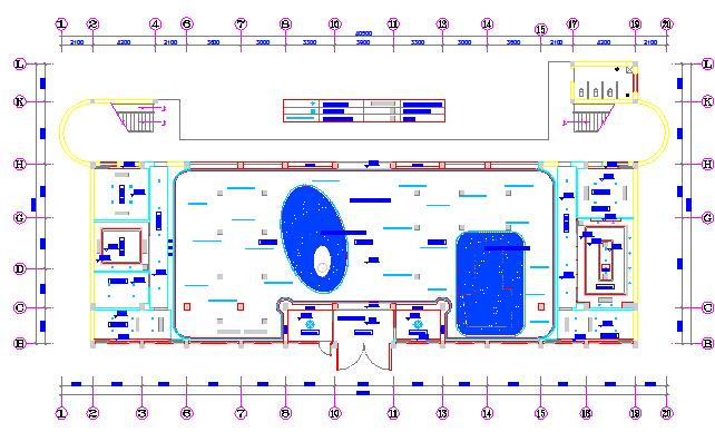 [湖南]实验幼儿园改造工程招标图纸及招标文件消防工程安装图片