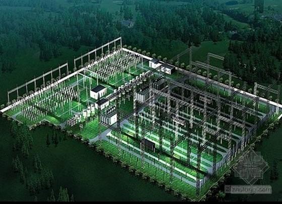 变电站电气设备安装监理细则(流程图)