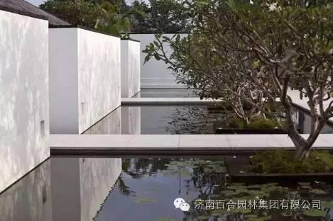 """园林景观设计中""""园与水""""的碰撞_3"""