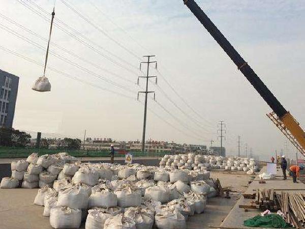 [福建]九峰路道路改造工程桥梁预压方案