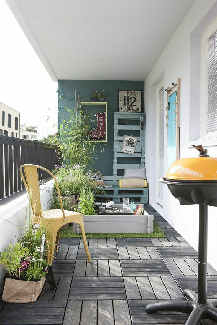 30个开放式阳台花园设计方案_34