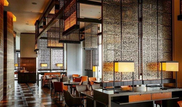 西安雍容盛大的现代君悦酒店室内实景图 (8)