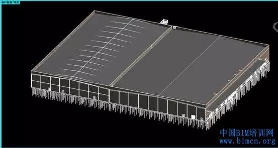 某厂房项目BIM技术应用介绍
