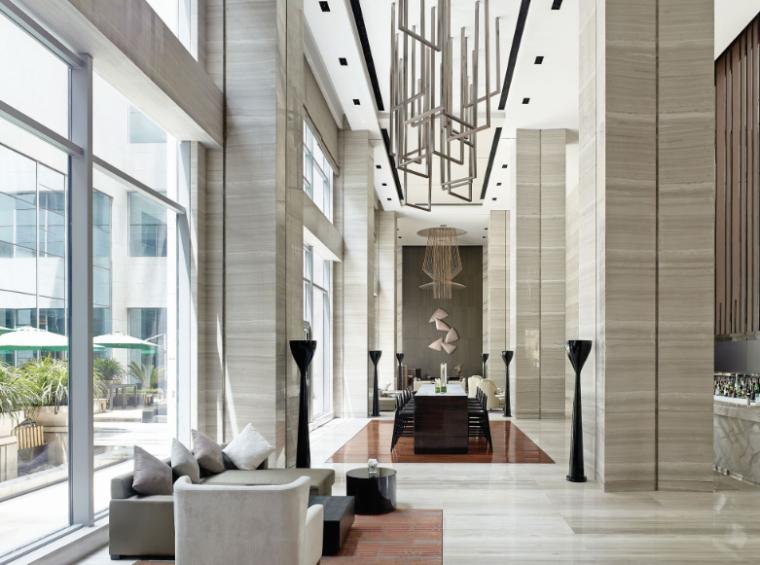 [酒店]5套国内酒店装修设计效果图