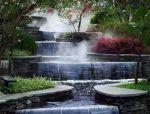 叠水景观•流动的艺术