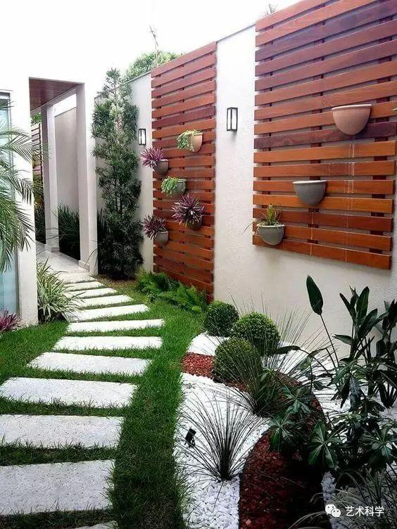 景观风水丨庭院围墙设计中的讲究_27